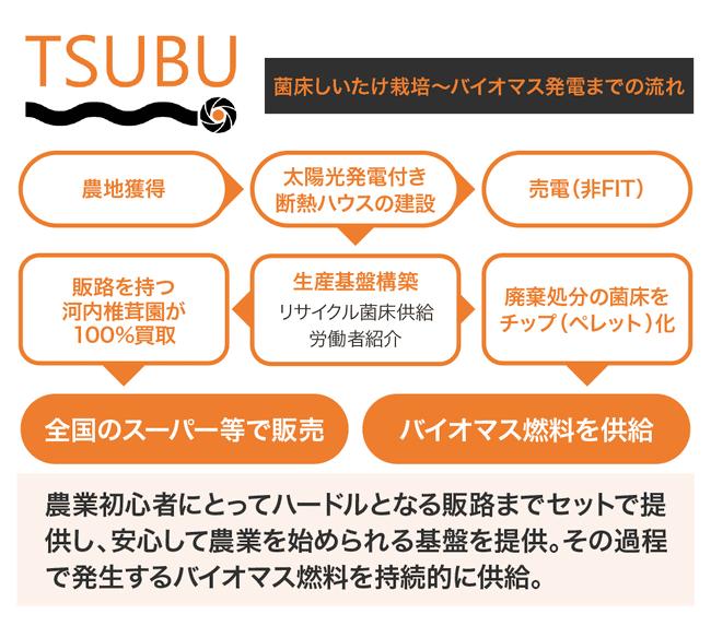 tsubuの概要画像